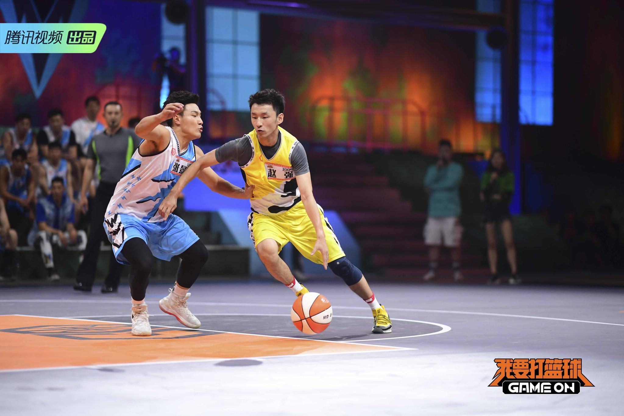 《我要打篮球》林书豪自曝看队员比赛紧张杜锋强调认真打球!