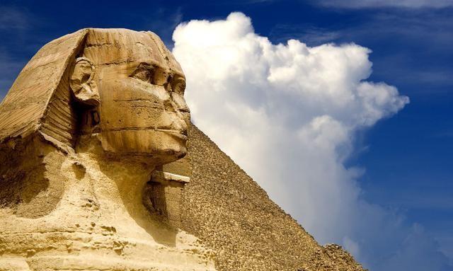古代世界八大奇迹之一金字塔之谜,神秘的地方