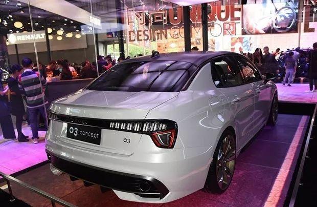 领克首款轿车上市,售11.68万起,向合资A级车宣战?