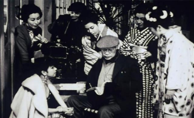 日本第一女星望乡阿崎婆田中绢代,爱恨纠葛20载与名导演相爱相杀