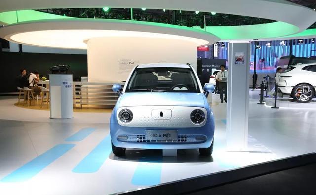 当欧拉R1开进亚洲消费电子展,一不小心就成焦点