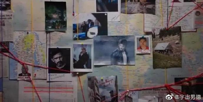 刘强东被植入印度电影WAR成被追杀对象 在电影几秒出现图片视频曝光