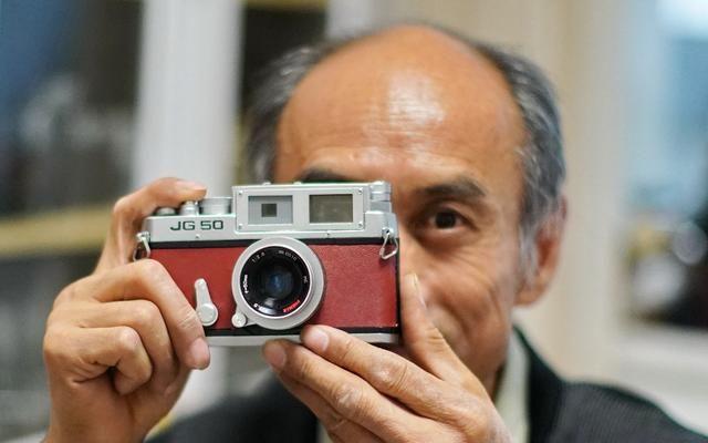 秦皇岛刘振华:一个普通人的相机收藏和情怀