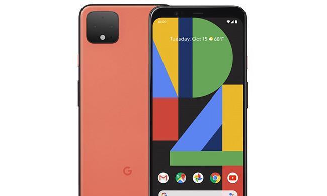 设计独特,谷歌发布 Pixel 4 和 Pixel 4 XL 两款智能手机