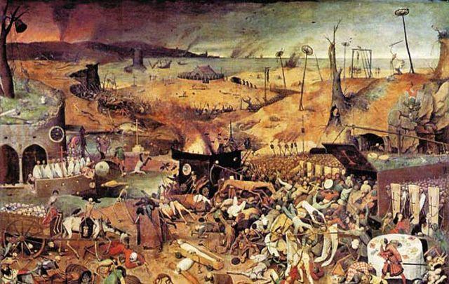 在古代这些瘟疫前,寨卡病毒算什么?最后一种曾令中国死伤过千万