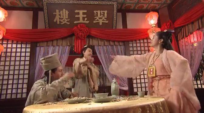 书剑情侠:虫虫妓院陪酒,也不改汉子本色,气的老鸨增加实习期?