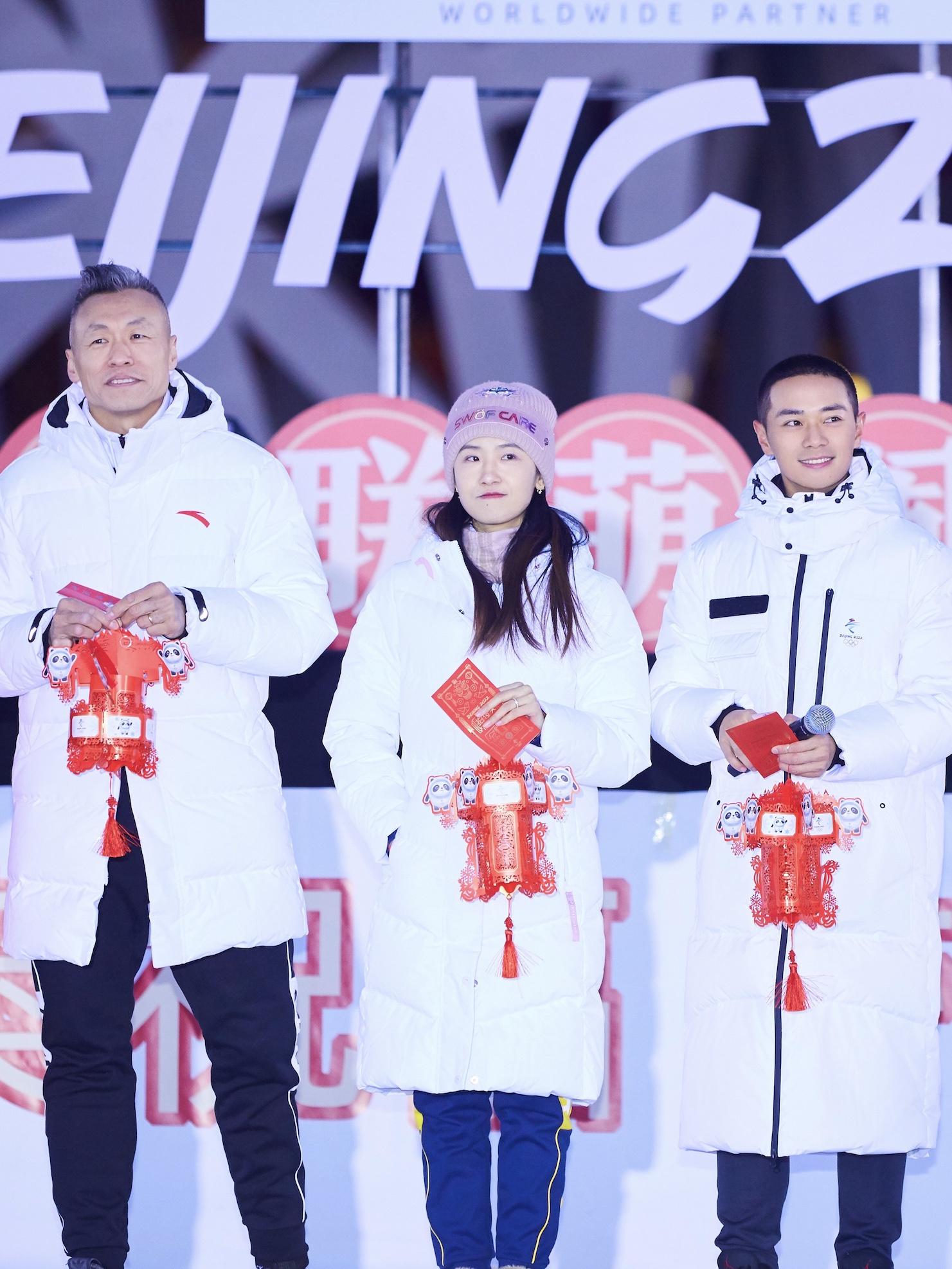 """曹骏""""新年第一播""""人气旺 荣获""""冰雪活力传播官""""为冬奥送祝福"""