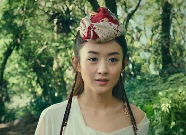 《西游记.女儿国》被好评,赵丽颖造型惊艳,冯绍峰却是笑点