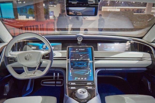 比玛莎拉蒂LOGO还漂亮的正道,新能源汽车能续航一千公里左右