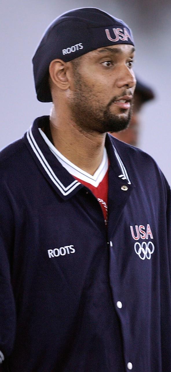 NAB球员威克森林队的蒂姆-邓肯是如何一步一步走进NBA里