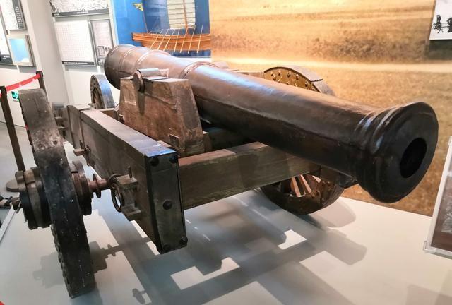 从青铜火铳到东风快递,从命中随缘到精确制导,在军博看热兵器
