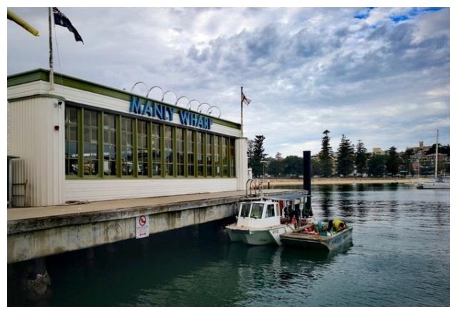 鱼市场+悉尼大学+曼丽海滩愉快的一天游