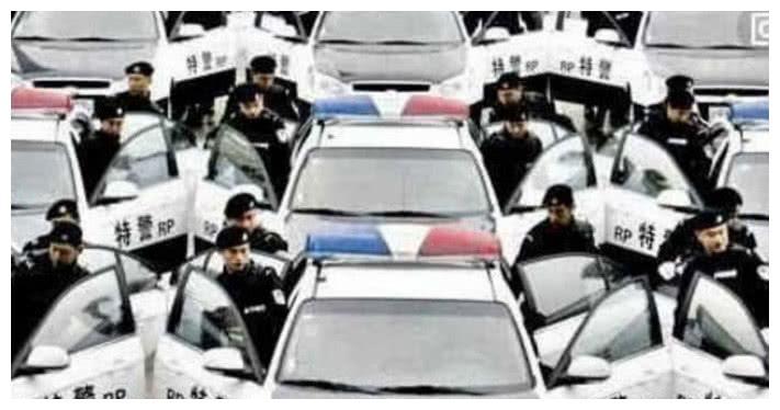 """中国警车""""大换血""""!大众奥迪全淘汰,新车彰显国产""""硬实力""""!"""