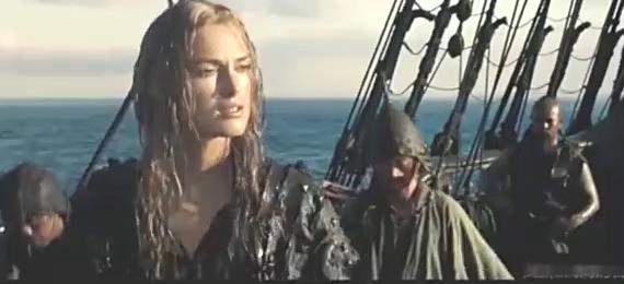 《加勒比海盗》混剪,永远爱的杰克船长