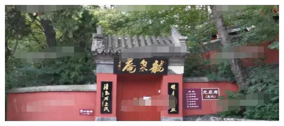 赵薇携女儿和好友逛寺庙疑商场失利祈福,小四月大长腿实力抢镜