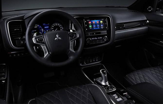 高性价比七座SUV之选-新款三菱欧蓝德