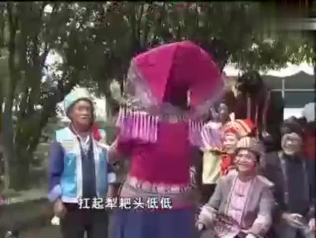 广西第二刘三姐px大爷很有兴趣太有才了