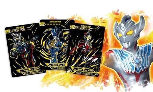 超宇宙英雄奥特曼X档案荣耀版,现在可以抽全新稀有度LGR卡啦