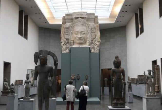 吉美国立亚洲艺术博物馆——欧洲最大的亚洲艺术品收藏馆之一