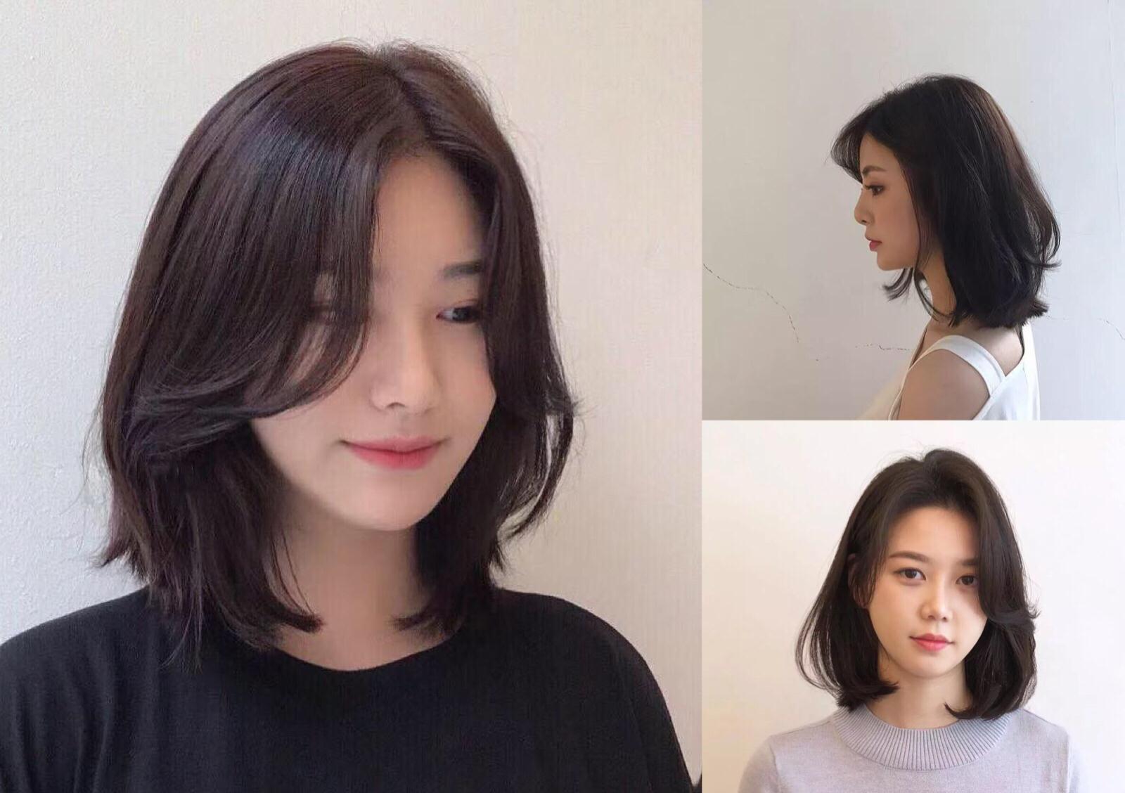 2019时髦烫发发型,特别第4款,不挑脸型,还特显瘦!