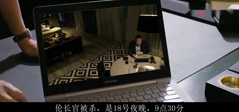 反贪风暴2:外国人携刘保强妹妹作要挟,刘保强抢了证物就跑