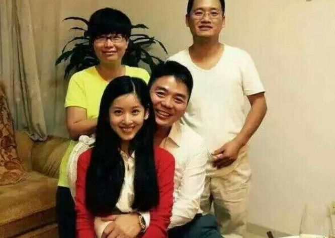 刘强东晚餐,郭晶晶晚餐,李小璐晚餐,张艺谋晚餐,网友:谁最高
