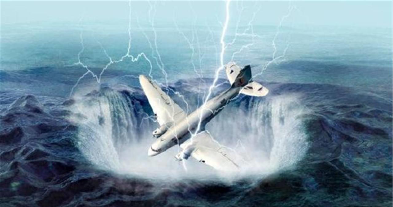 世界未解之谜:百慕大上空其实是时空漩涡?几分钟相等于40年?