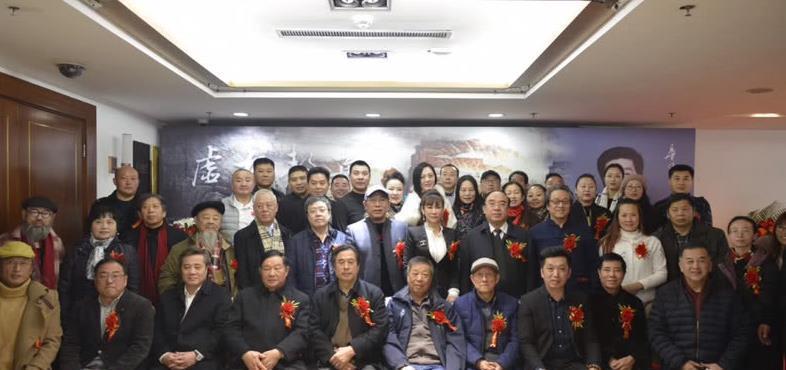 潘文良中国书画作品展在荣宝斋盛大开幕