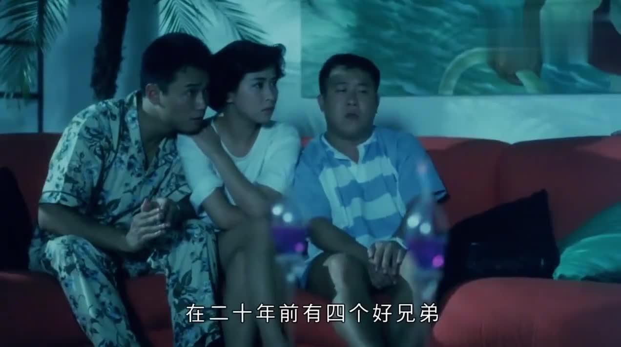 吴耀汉深夜讲故事,曾志伟居然被吓成这样,太搞笑