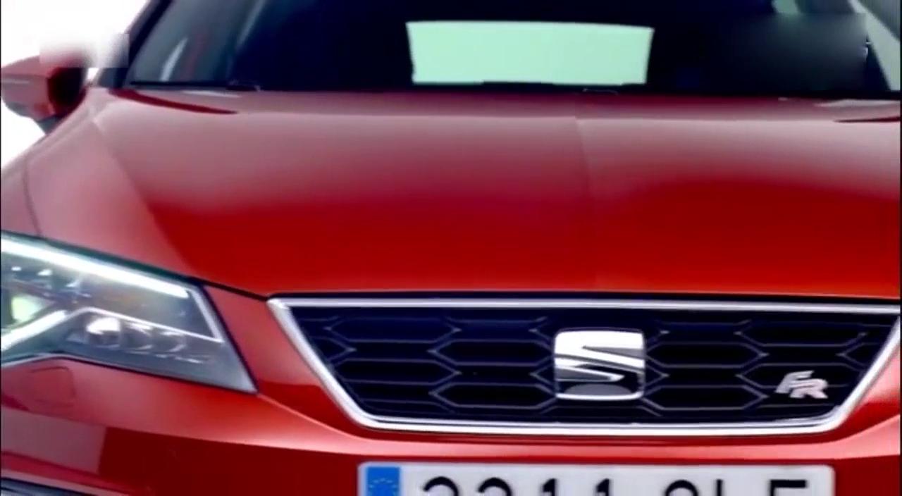 视频:新一代西雅特LEON FR海外车型将搭载1