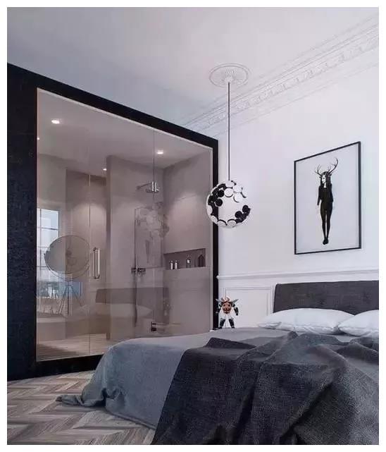 卧室带卫生间有什么优点和缺点?普通家庭究竟应该怎么来选择