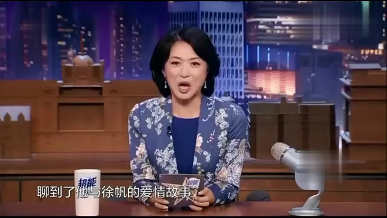 冯小刚曝不敢上《金星秀》原因只因害怕金星火力太猛