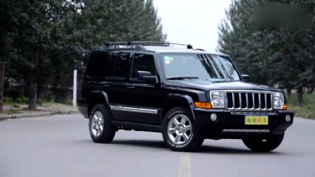 视频:美规Jeep指挥官七座SUV 吉普的大哥大!
