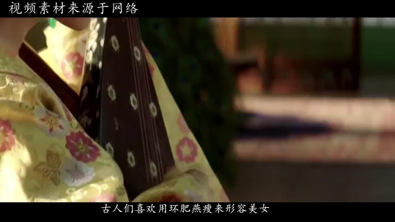 赵飞燕容貌复原图,网友:甩网红几条街!屏保就她