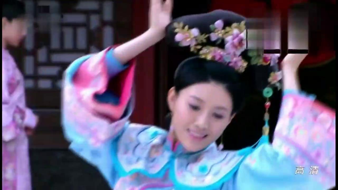 秦淮名妓一支舞跳的皇上和妃子的脸都变了