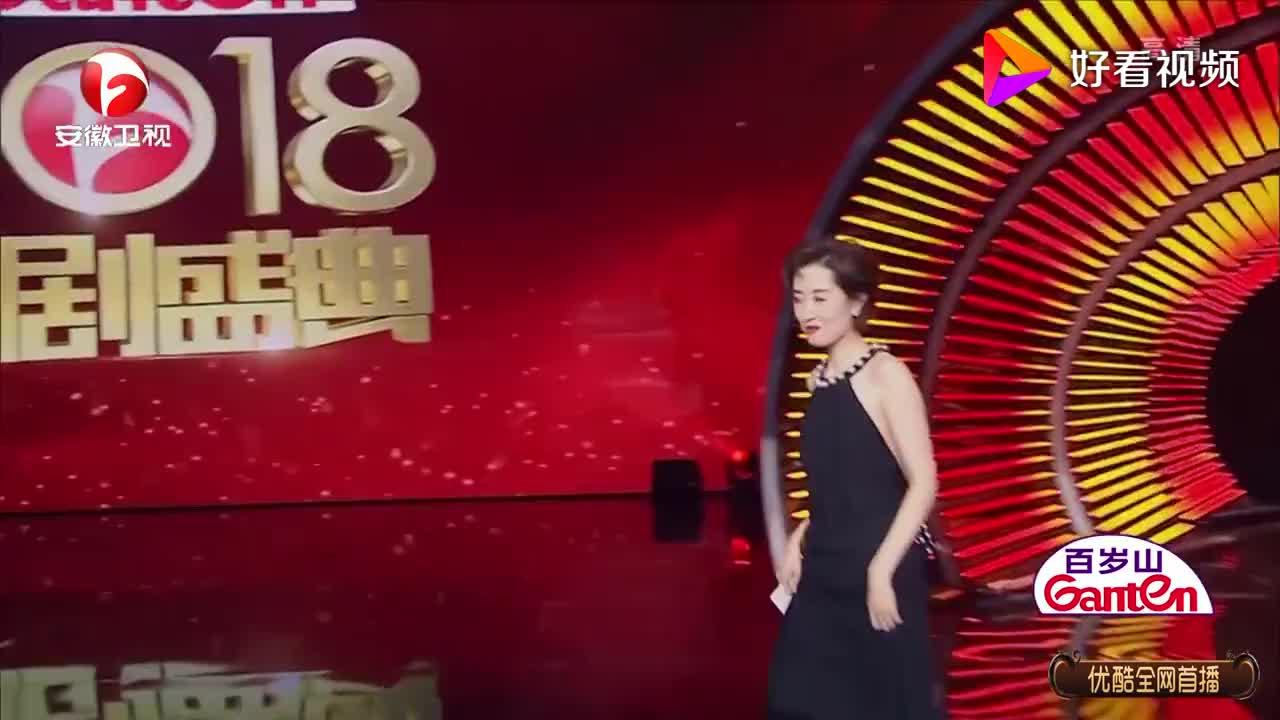 大姐大刘敏涛霸气登台,为新生代演员胡先煦李兰迪实力打call