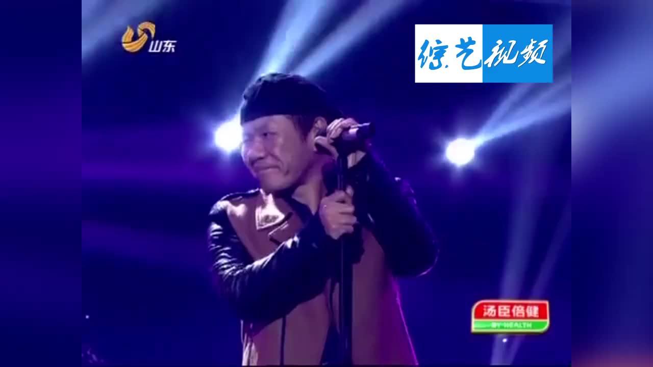 黄家强赞扬赵传的翻唱2人谦逊互相夸赞黄家强称他为师兄