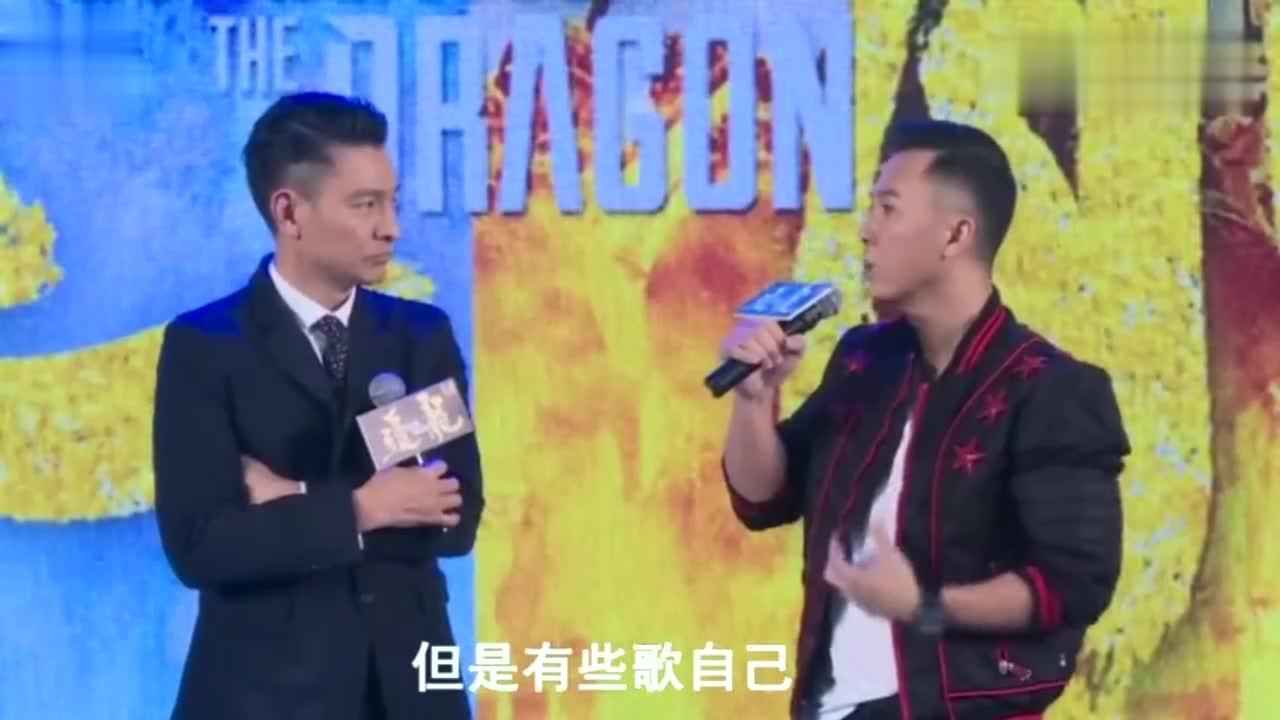 草根歌手写的歌成刘德华招牌曲目刘天王还嫌不过瘾买下版权
