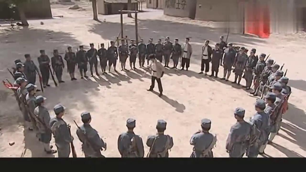 民间高人挑战军中武将,自认刀法无敌,没想武将杀招不断,要他命