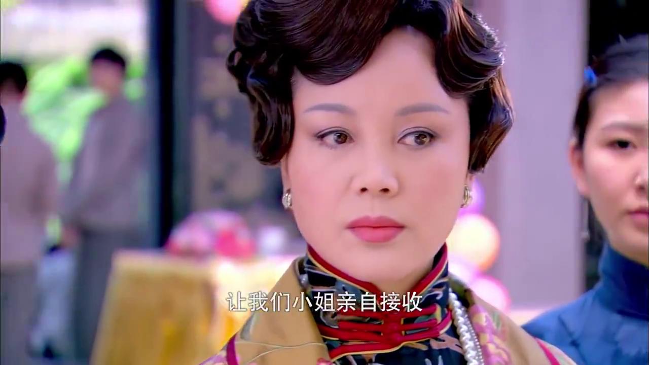 烽火佳人:美女拒绝嫁给杜允唐,只因心中另有所属,叫人刮目相看