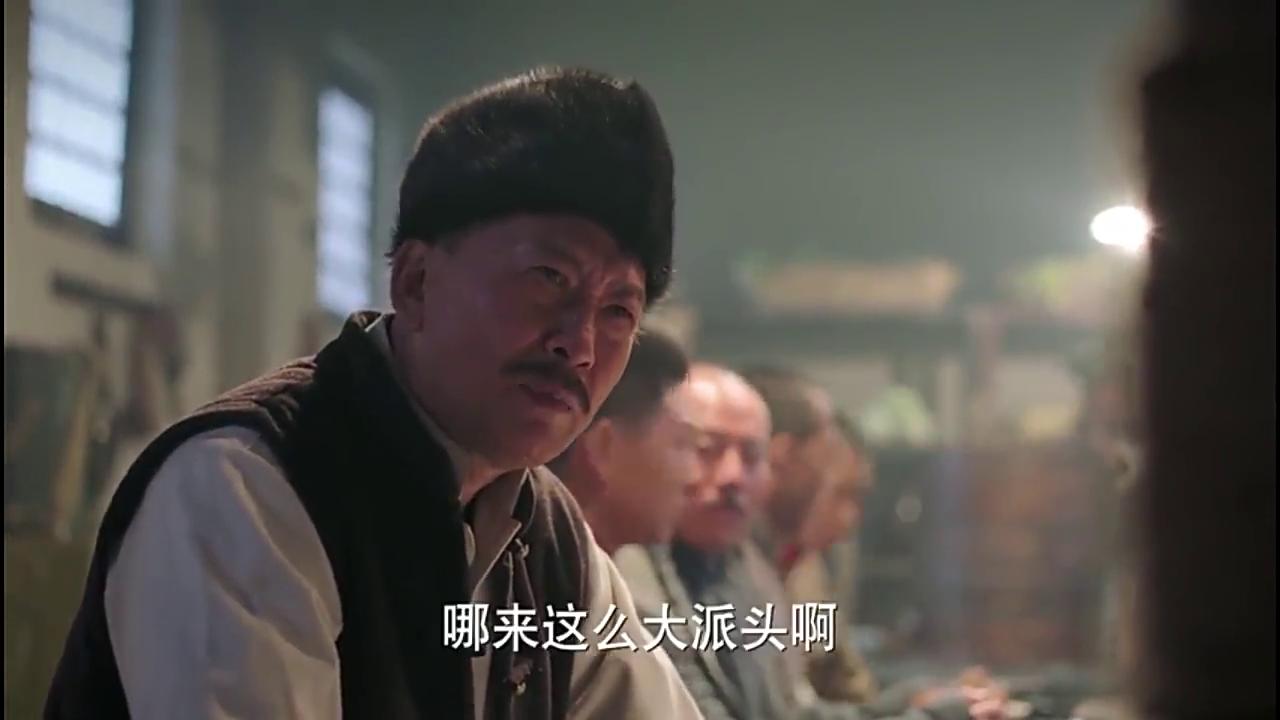 少帅:郭松龄不解为何张宗昌叫他恩人,学良说完,他只说了两字