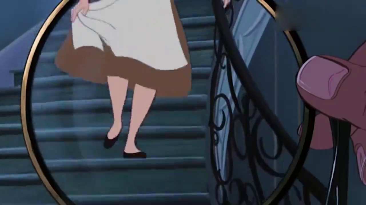 仙履奇缘:恶毒继母阻止灰姑娘穿水晶鞋,不料灰姑娘还留了一手