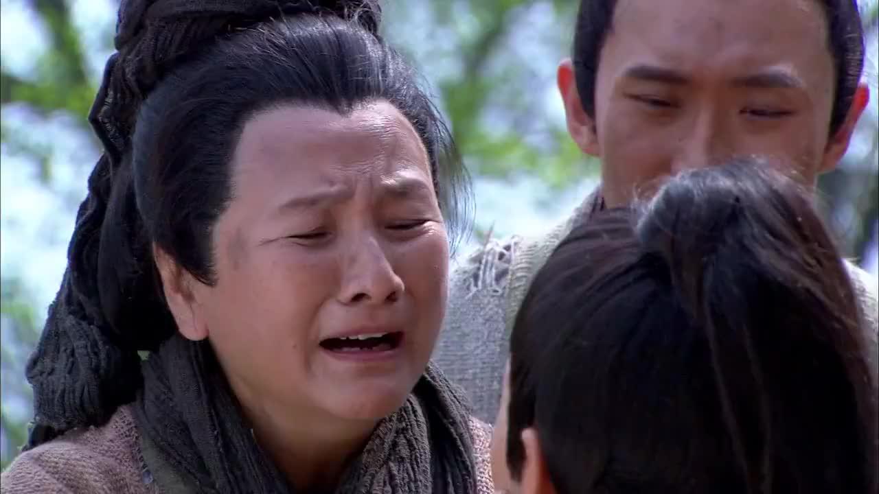岳飞为报效国家丢下妻儿幼女实为大义令人敬佩
