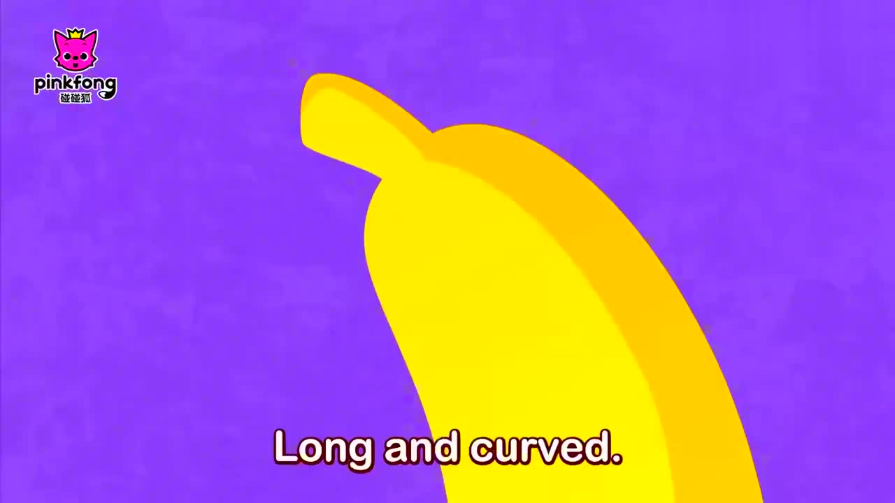 碰碰狐:香蕉们排好了队伍,一起去玩滑梯真是开心的事