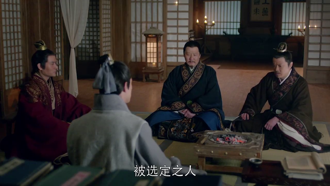 梅长苏给靖王推荐18个蔡荃!沈追忍不住笑了出来!这是要人命啊!