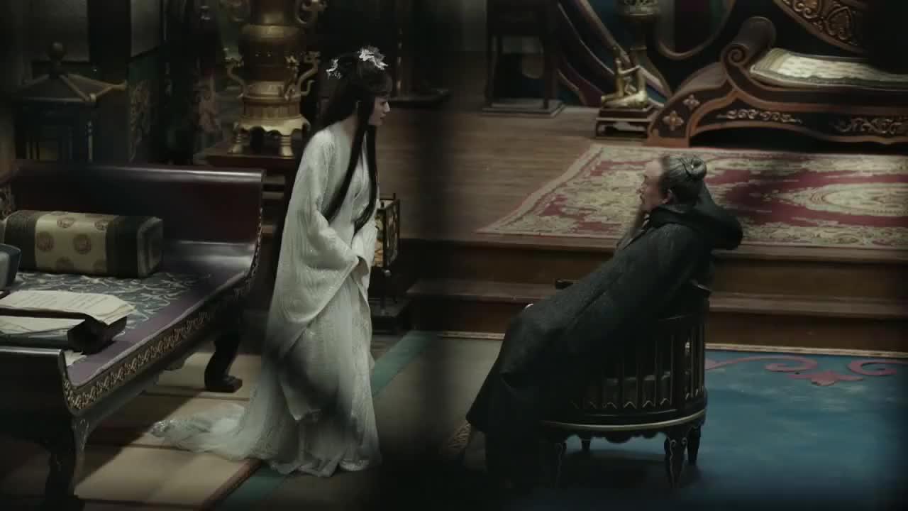 长公主将手伸到了北齐范闲听到这些话下决心要对她动手