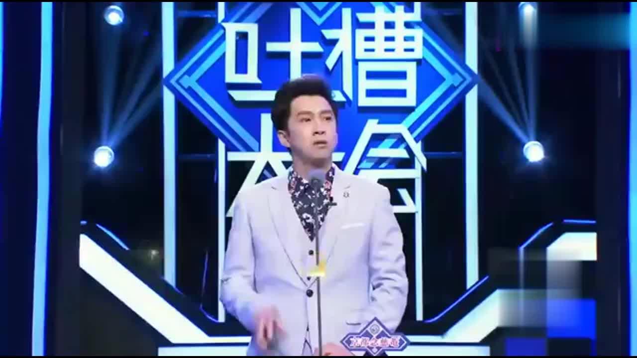 吐槽大会陈汉典直言谢娜和李湘的差别这话说的太狠了吧