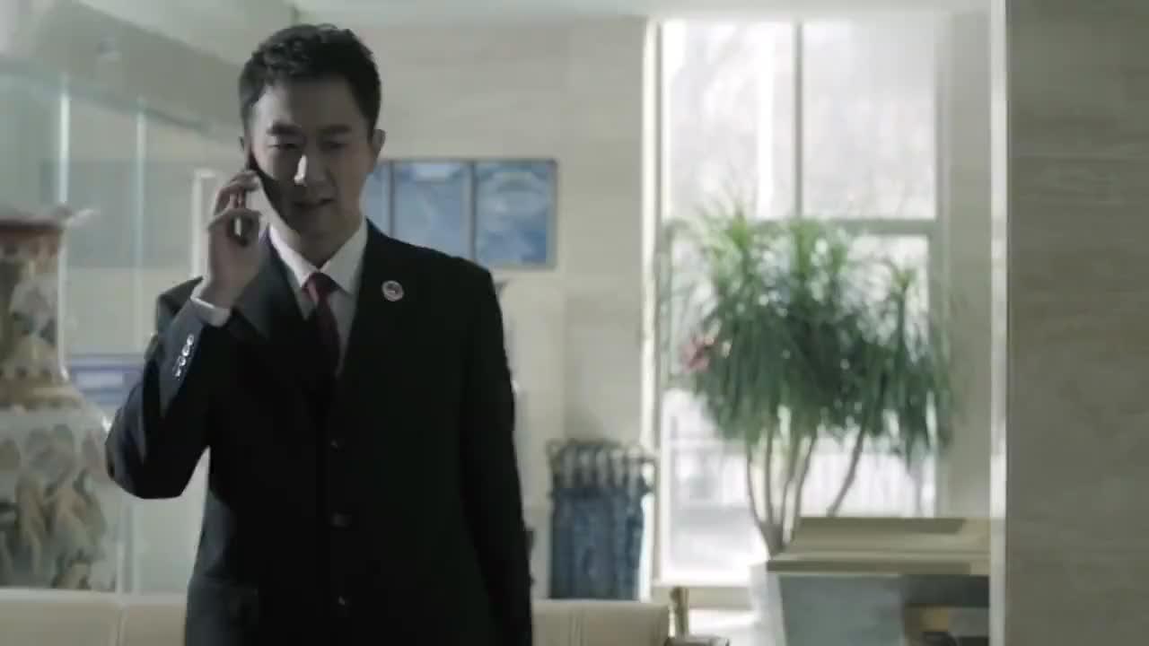 电视剧监察局开始了对蔡成功审问侯亮平松口气下厨做饭