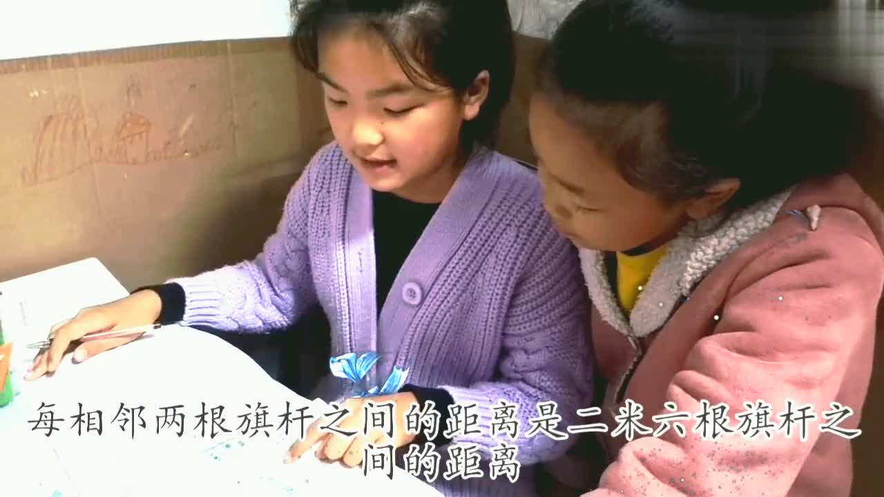 姐姐辅导妹妹写作业,隔着屏幕都能感到满满的狂躁无奈!