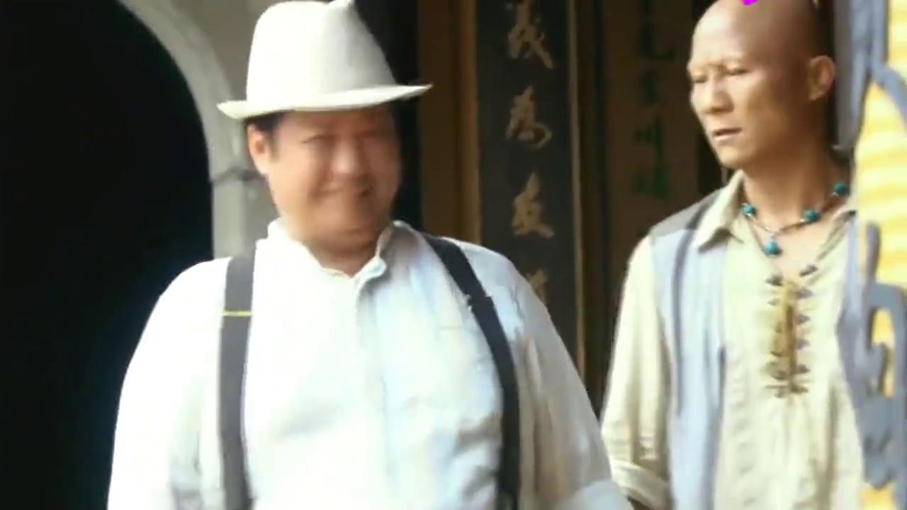 很罕见的武打片段:计春华、洪金宝、元彪三位功夫巨星一起切磋